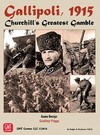 Gallipoli, 1915: Churchill's Greatest Gamble (Board Game)