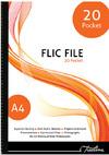 Treeline - 20 Pocket Flic File