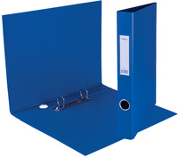 Treeline - PVC Ringbinders Blue (Box of 20) - Cover