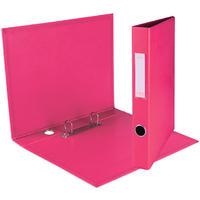 Treeline - PVC Ringbinders (Pink)