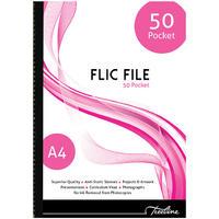 Treeline - 50 Pocket Flic File