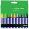 Treeline - Super Jumbo Wax Crayons (9 Piece Set)