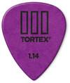 Dunlop Tortex TIII 1.14mm Plectrum (Purple)