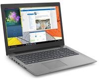 Lenovo - IdeaPad 330 i5-8250U 4GB Onboard + 4GB (8GB RAM) 128GB SSD + 1TB HDD 15.6 inch Notebook Grey - Cover