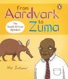 From Aardvark to Zuma - Alex Latimer (Paperback)