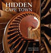Hidden Cape Town - Paul Duncan (Hardcover) - Cover
