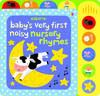 Baby's Very First Noisy Nursery Rhymes - Fiona Watt (Board book)