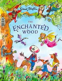 Enchanted Wood Gift Edition - Enid Blyton (Hardcover) - Cover