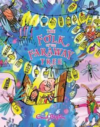 Folk of the Faraway Tree Gift Edition - Enid Blyton (Hardcover) - Cover
