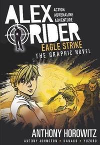 Eagle Strike Graphic Novel - Horowitz (Paperback) - Cover
