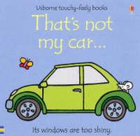 That's Not My Car - Fiona Watt (Board book) - Cover