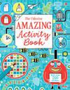 Usborne Amazing Activity Book -  (Paperback)