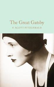 Great Gatsby - F. Scott Fitzgerald (Hardcover) - Cover