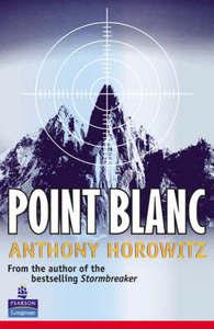 Point Blanc - Anthony Horowitz (Hardcover) - Cover