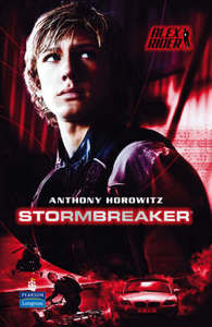 Stormbreaker - Anthony Horowitz (Hardcover) - Cover