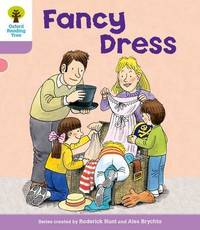Oxford Reading Tree: Level 1+: Patterned Stories: Fancy Dress - Roderick Hunt (Paperback) - Cover