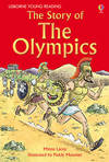 Story of the Olympics - Minna Lacey (Hardcover)