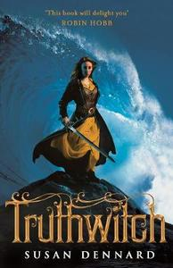 Truthwitch - Susan Dennard (Hardcover) - Cover