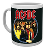 AC/DC - Band Members Image Print (Ceramic Boxed Mug)