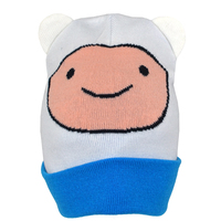 Adventure Time - Ears Finn Roll Down Hat (Junior) - Cover