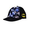 DC Comics - Batman Front Snap Back Cap Black (Junior)