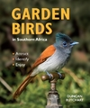 Garden Birds of Southern Africa - Duncan Butchart (Paperback)