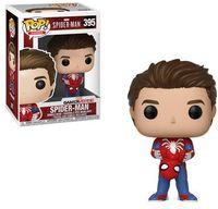 Funko Pop! Games - Marvel Spider-Man - Unmasked Spider-Man Vinyl Figure - Cover