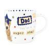 Boofle - Dad You`re A Superstar (Ceramic Mug)