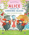 Alice Through the Looking Glass - Emma Chichester Clark (Hardcover) Cover