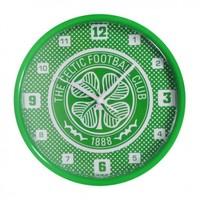 Celtic - Club Crest Bullseye Wall Clock - Cover