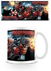 Deadpool - Shooting With Style Mug