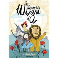 Wonderful Wizard of Oz - L. Frank Baum (Paperback)