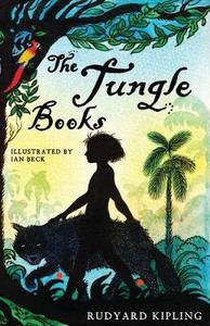 Jungle Books - Rudyard Kipling (Paperback) - Cover