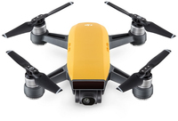 DJI Spark Camera Drone - Yellow - Cover