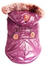 Dog's Life - Royal Parka Jacket With Hood - Purple (Small)
