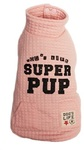 Dog's Life - Superpup Lightweight Puffer Vest - Pink (X-Small)