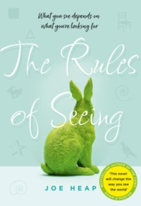 The Rules of Seeing - Joe Heap (Trade Paperback) - Cover