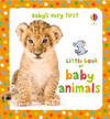Baby's Very First Little Book of Baby Animals (Board book)
