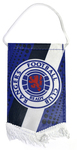 Rangers F.C. - Club Crest Stripe Mini Pennant