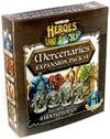 Heroes of Land, Air & Sea - Mercenaries Expansion Pack #1 (Board Game)
