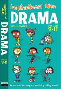 Drama 9-11 - Molly Potter (Paperback) - Cover