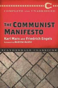 The Communist Manifesto - Karl Marx (Paperback) - Cover