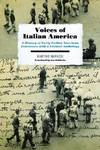 Voices of Italian America - Martino Marazzi (Paperback)