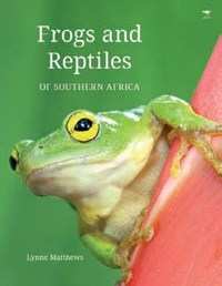 Animals of Sa Frogs and Reptiles - Lynne Matthews (Hardcover) - Cover