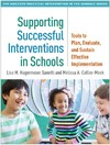 Supporting Successful Interventions in Schools - Lisa M. Hagermoser Sanetti (Paperback)