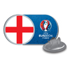 Euro 2016 - England Logo (Pin Badge)