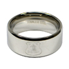Everton - Club Crest Band Ring (Large)