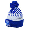 Everton - Club Crest Cuff Bobble Knitted Hat