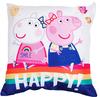 Peppa Pig - Hooray Square Cushion