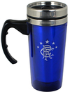 Rangers F.C. - Aluminium Travel Mug (450ml)